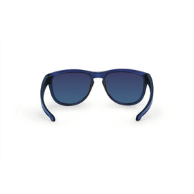 Oakley Sliver R matte crystal blue/sapphire iridium